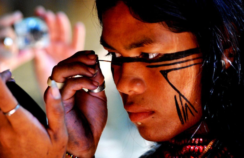 tribo de índios pataxós porto seguro