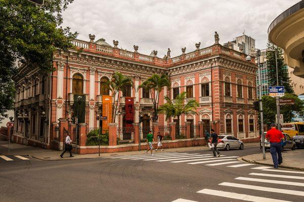 galerias de arte em florianópolis fachada museu