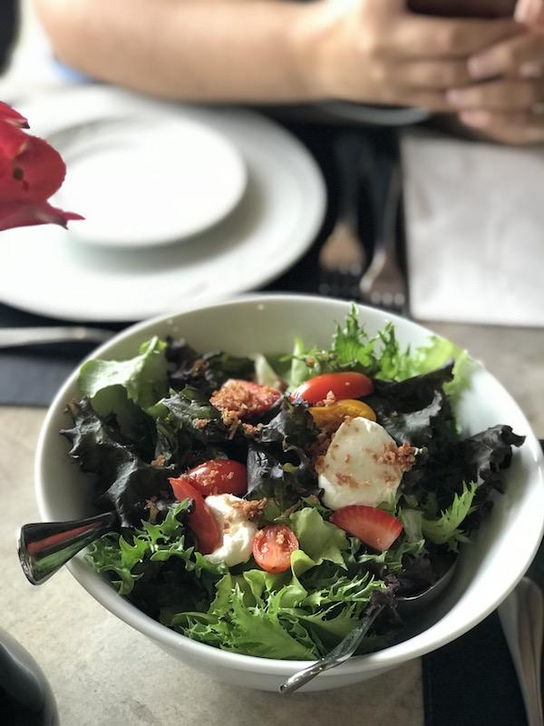 restaurante clô salada