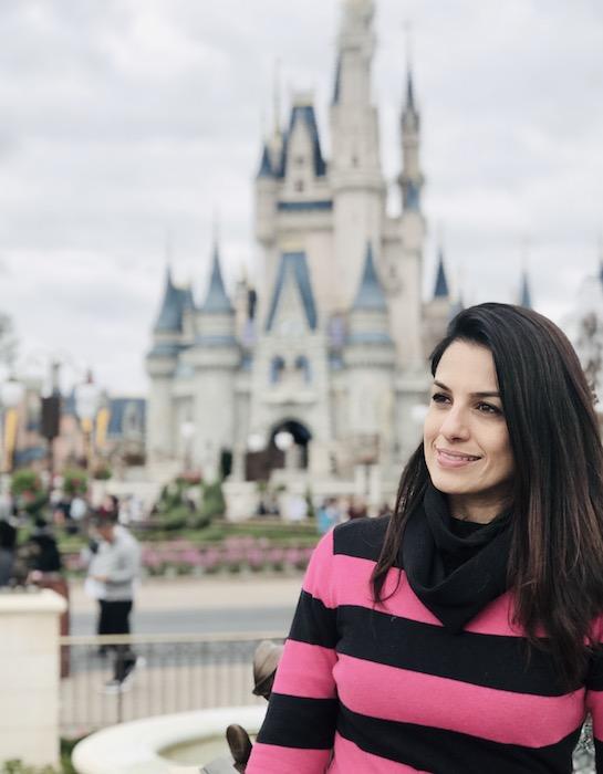 roteiro da Disney