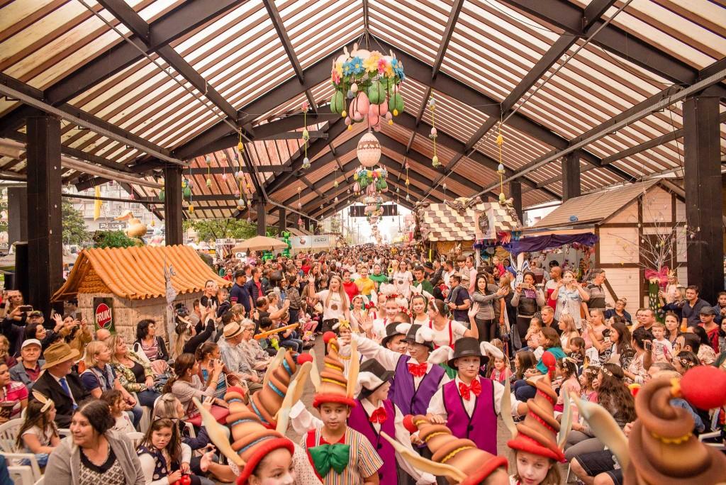 Evento reunirá pessoas de todo o Brasil em Nova Petrópolis. Foto: Divulgação/Chocofest