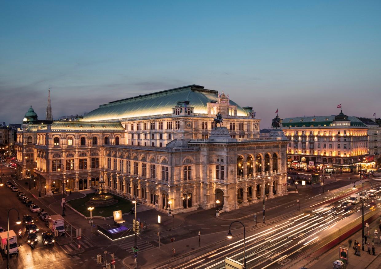 Ópera de Viena é um dos principais pontos turísticos da cidade. Foto: Divulgação/Christian Stemper