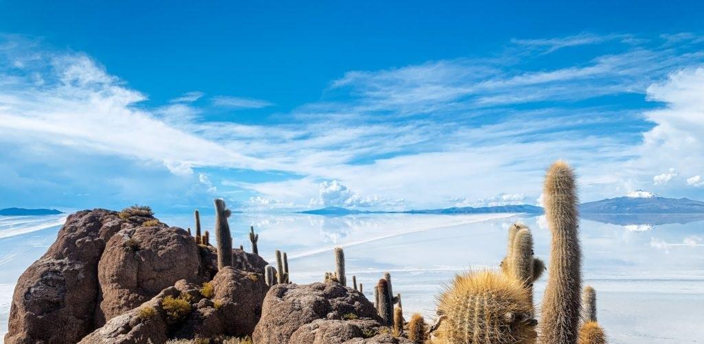 vista na bolivia