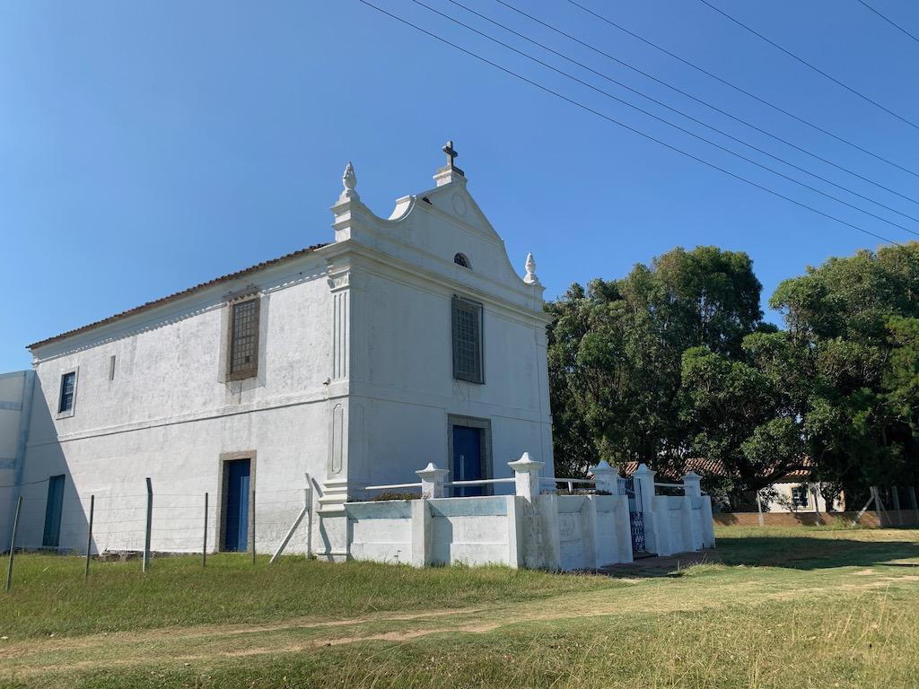 fachada de igreja nossa senhora da boa viagem