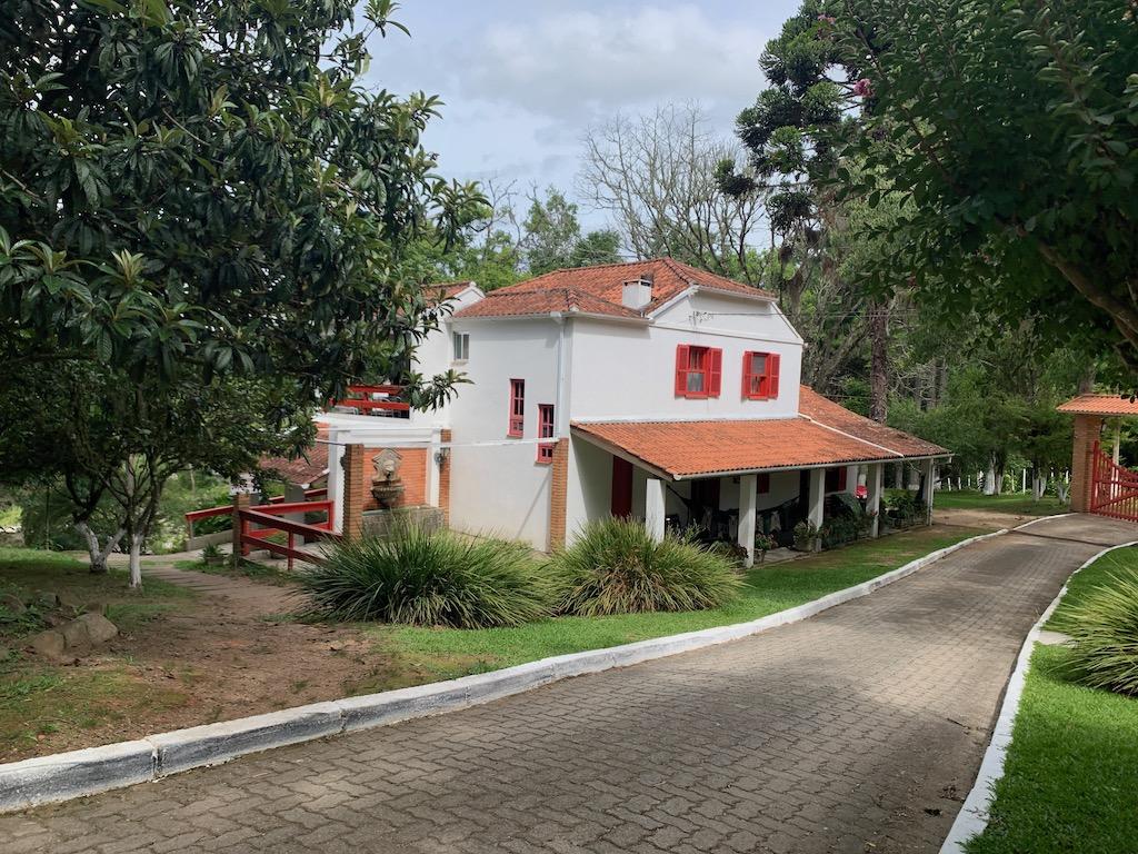 casa para hospedagem na Pousada da Cachoeira