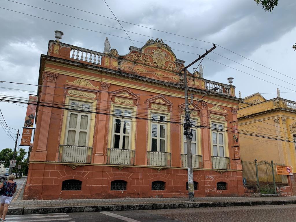 museu do doce, prédio histórico de Pelotas