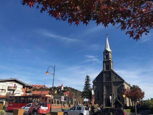 igreja matriz de Gramado